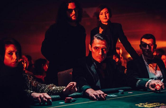 Secret Cinema Presents Casino Royale. Photo: Luke Dyson