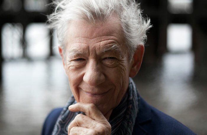 Ian McKellen will perform 80 more performances of his on-man show, in the West End. Photo: Pip Camera Press