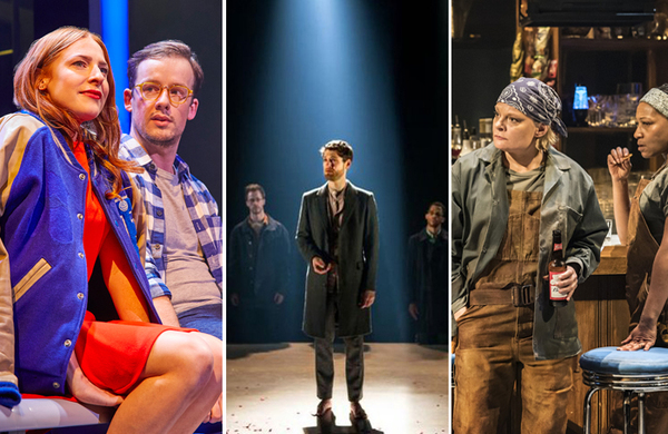 The Inheritance, Company and Sweat up for South Bank Sky Arts Awards