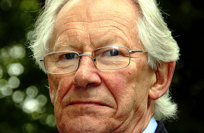 Stephen Thorne, who has died at the age of 84. Photo: Crispian Thorne