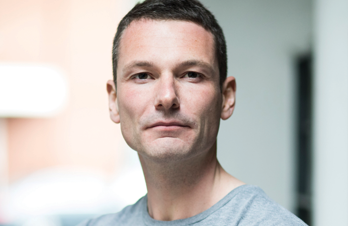 Steven Atkinson, artistic director of HighTide