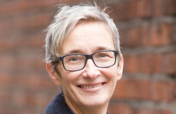 Artistic director of Regional Theatre Young Directors Scheme, Sue Emmas: 'Be kind'
