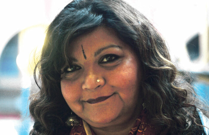 Playwright Tanika Gupta. Photo: Atri Banerjee