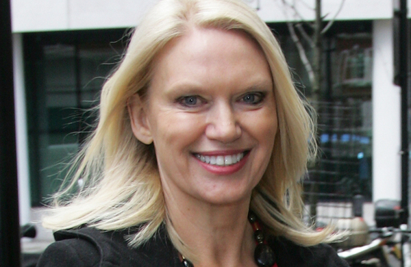 Diary: Inventing an agent was no challenge for Anneka Rice