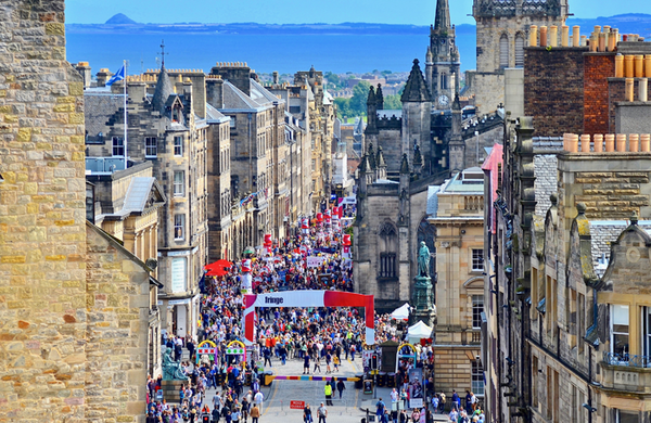'Exploitative' website under fire for charging to review Edinburgh Fringe shows