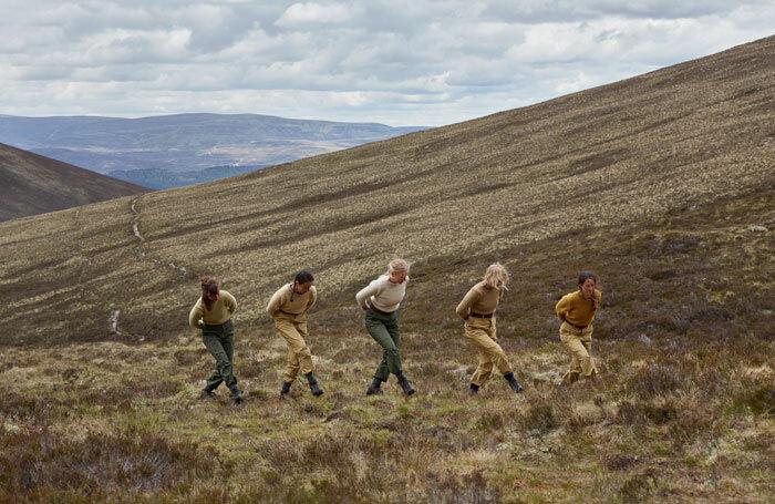 Simone Kenyon's Into the Mountain. Photo: Felicity Crawshaw