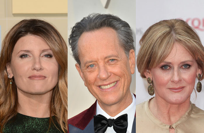 Sharon Horgan, Richard E Grant and Sarah Lancashire have been cast in Everybody's Talking About Jamie. Photo; Featureflash/Kathy Hutchins/Shutterstock