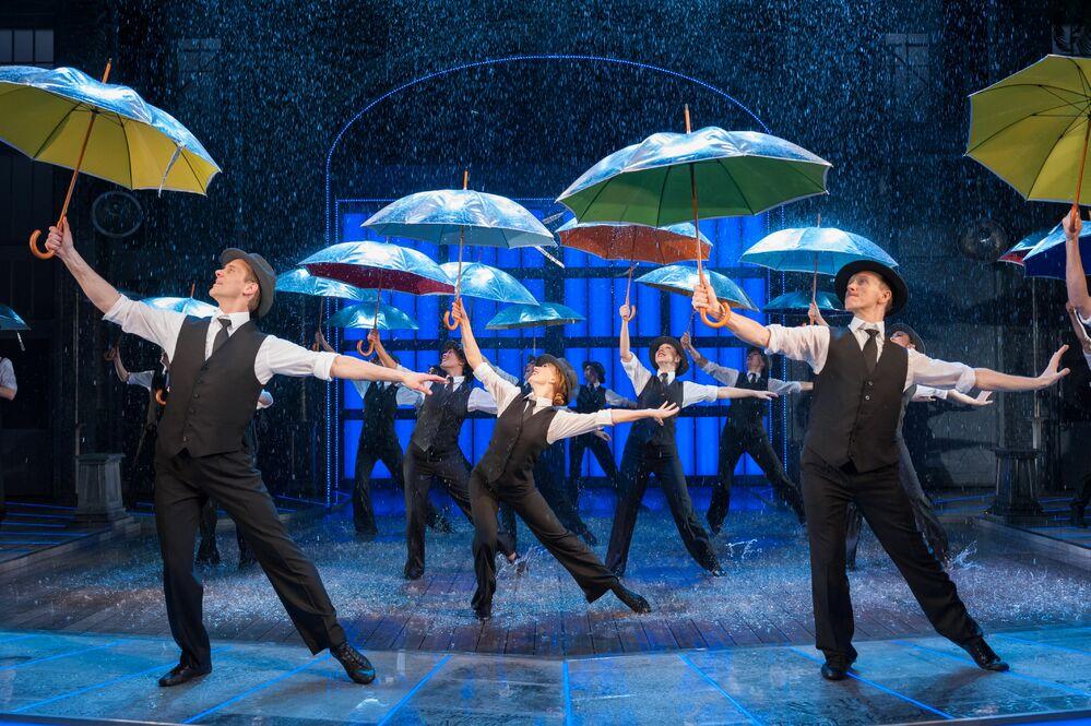 Singin' in the Rain will return next year.