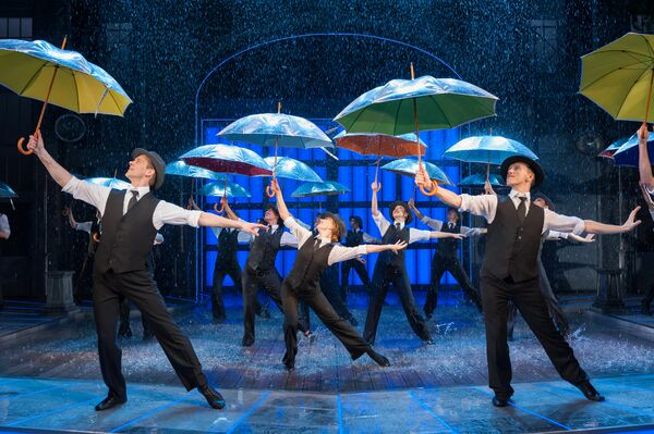 Adam Cooper to star in revival of Chichester's Singin' in the Rain