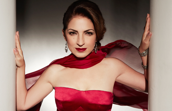 Gloria Estefan: 'You make your own luck and you have to continue your dream'