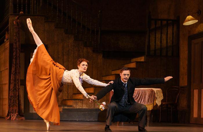 Birmingham Royal Ballet's Hobson's Choice at Sadler's Wells, London. Photo: Bill Cooper