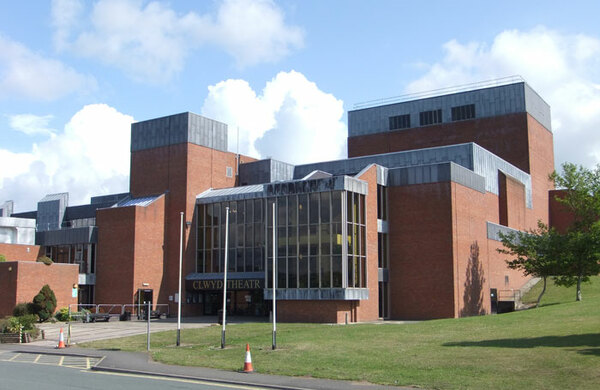 Mold's Theatr Clwyd becomes listed building in recognition of its architectural interest