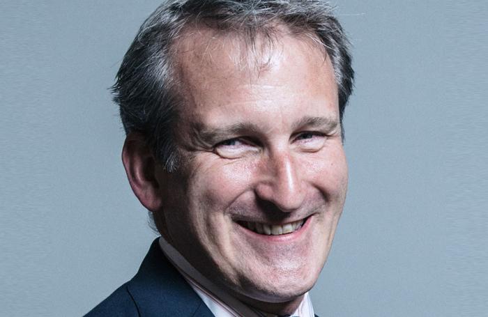 Education secretary Damian Hinds