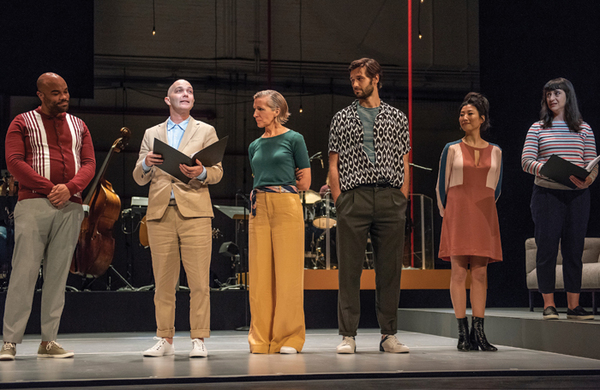 Encores! Off-Center – the musical revival factory venturing off the beaten track
