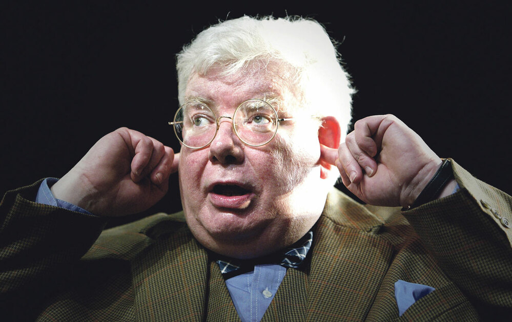 Richard Griffiths in The History Boys at the National Theatre in 2004. Such a play would seem 'like a throwback' if staged today, says Andrzej Lukowski. Photo: Tristram Kenton