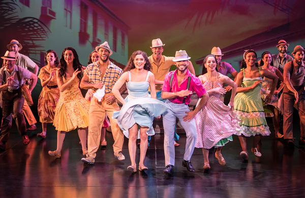 On Your Feet! at the London Coliseum – review round-up