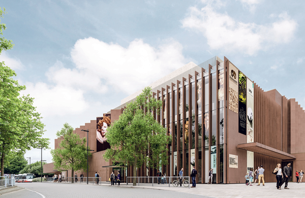 Shakespeare North Playhouse to receive £4m extra funding to support increased construction costs
