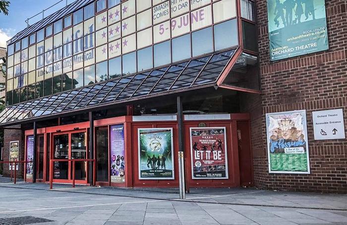 Dartford's Orchard Theatre