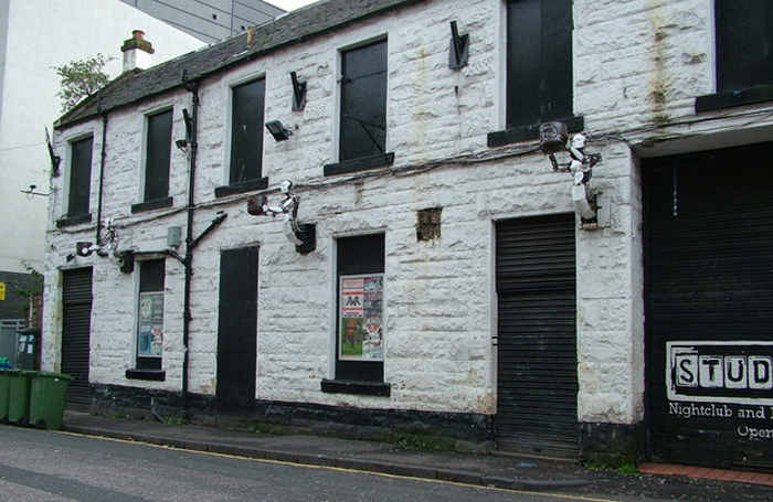 Studio 24 in Edinburgh was closed in 2017 following noise complaints
