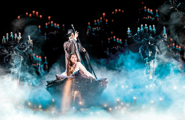 The Phantom of the Opera confirms 2020 UK tour