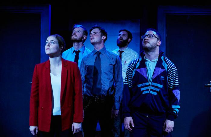 The Wardrobe Ensemble's Education, Education, Education has now transferred to London's Trafalgar Studios