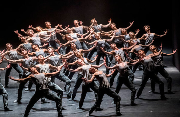 Royal Opera House and English National Opera among 60 organisations promising gender parity by 2022