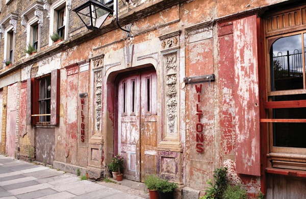 Wilton's Music Hall sets up campaign to improve theatre acoustics