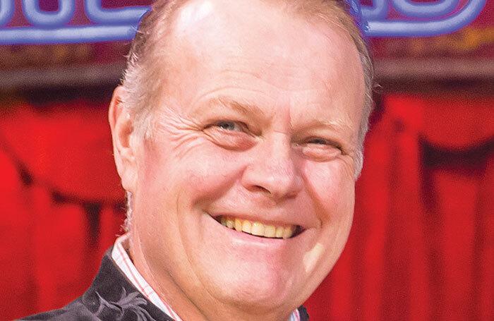 Martin Burton. Photo: Piet-Hein Out
