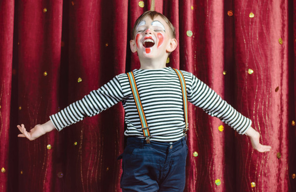 Paul Clayton: Actors need to maintain a childlike playfulness
