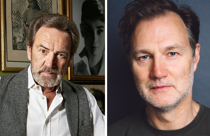 Robert Lindsay and David Morrissey both spoke out this week about early-career hurdles for working-class actors. Photo: Helen Murray