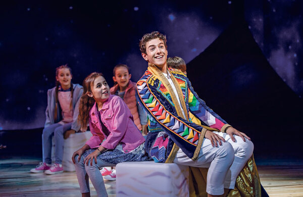 Joseph and the Amazing Technicolor Dreamcoat starring Jac Yarrow at London Palladium – review round-up