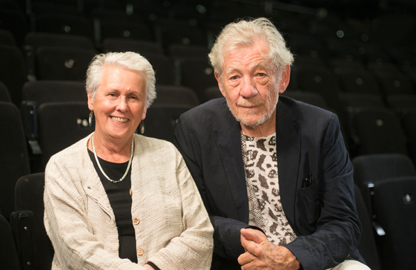 Ian McKellen and Stephen Fry back campaign for statue celebrating playwright Joe Orton in Leicester