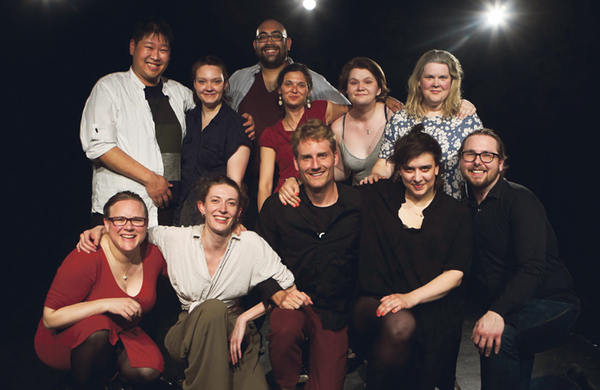 How the fringe became a home for international improv