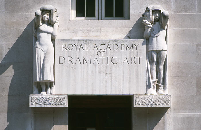 RADA was one of the founding schools of the CDD in 2001. Photo: RADA