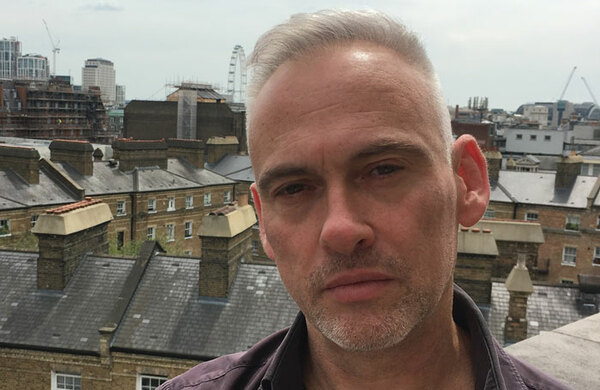 City Lit's head of voice and speech Vernon Thompson: 'Believe in yourself – it's catching'