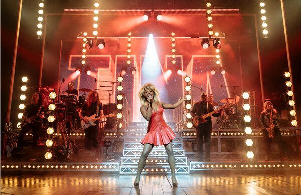 Aisha Jawando to take over lead role in Tina Turner musical