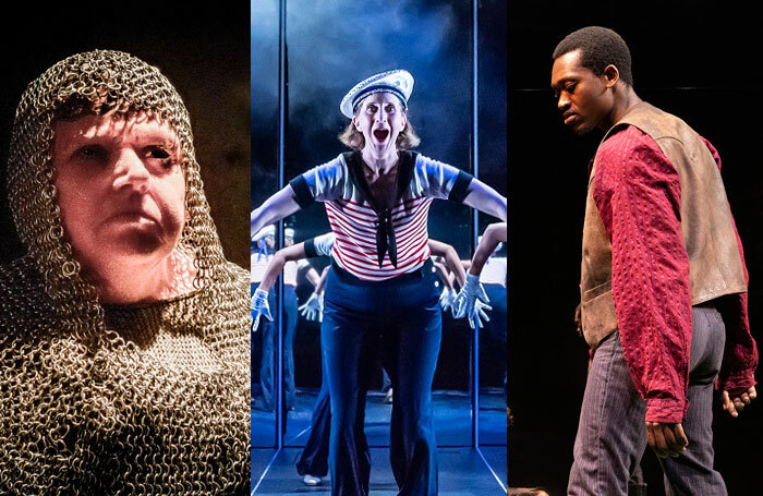 Richard III Redux [or] Sara Beer [is/not] Richard III by Kaite O'Reilly with Phillip Zarrilli, Dance Nation by Clare Barron and Slave Play by Jeremy O Harris have been nominated for this year's James Tait Black Prize for Drama