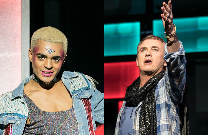 Layton Williams and Shane Richie will appear in the touring production of Everybody's Talking About Jamie