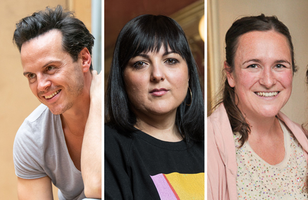 Andrew Scott, Nadia Fall and Morgan Lloyd Malcolm among h100 Awards nominees