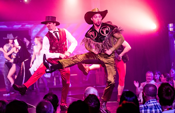Spiegelworld at Edinburgh Fringe: The $5m Las Vegas circus show opening with a fringe tryout