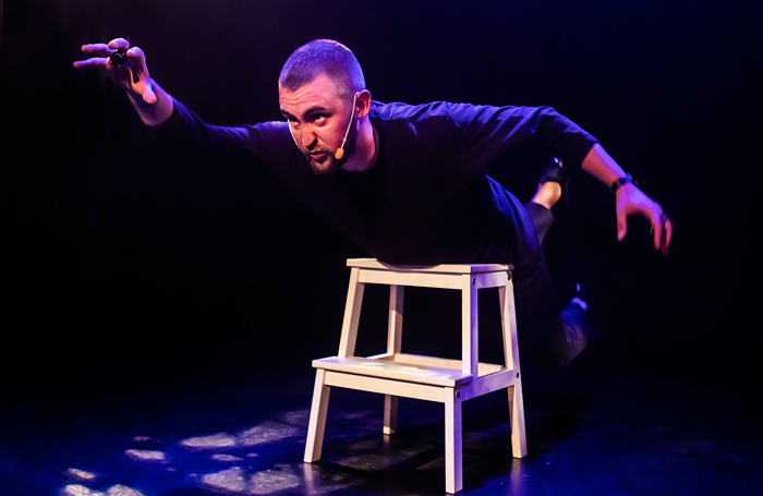 Lewis Doherty in Boar. Photo: Pamela Raith