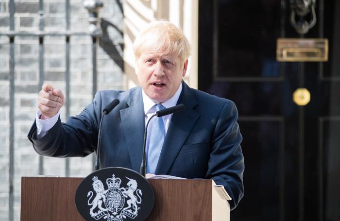 Boris Johnson. Photo: Shutterstock