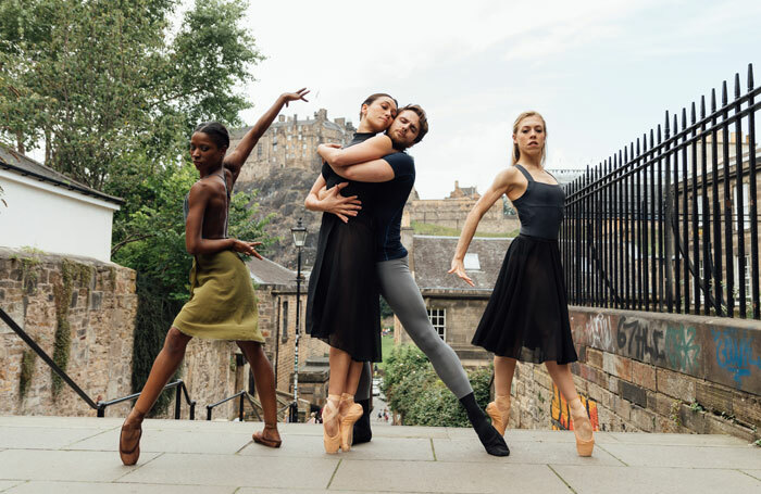 Principal dancers of Scottish Ballet's The Crucible, one of the opening productions at this year's Edinburgh International Festival. Overseas performers in other productions have reportedly asked for their fees to be paid in dollars or euros. Photo: Ryan Buchanan