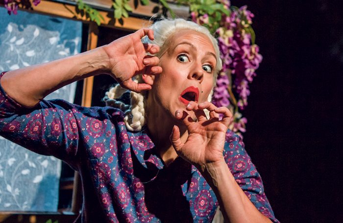 Bryony Kimmings is bringing I'm a Phoenix, Bitch to the Edinburgh Fringe this year. Photo: Tristram Kenton