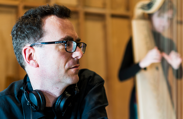Sound designer Jon Nicholls: 'I could never sit in a room alone writing a symphony'