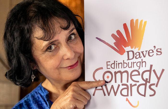 Nica Burns, Nimax chief executive and director of the Edinburgh Comedy Awards