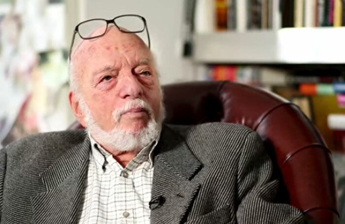 Hal Prince has died aged 91. Photo: Broadway.com/YouTube