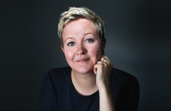Playwright Stef Smith: 'I tread a thin line between darkness and light'
