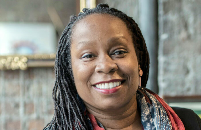 Yvette Griffith, executive director of music organisation Jazz Re:freshed