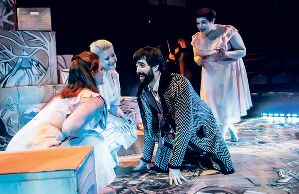 Wagner on the fringe: How London's smallest stages are hosting opera's largest works